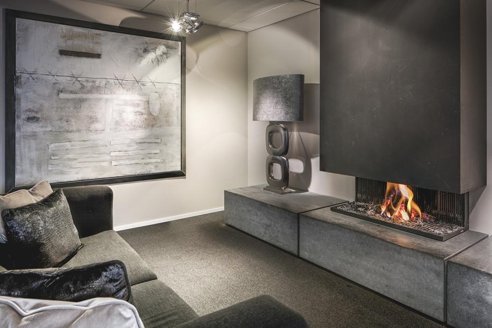 Open haard rotterdam nieuw best living room design images on