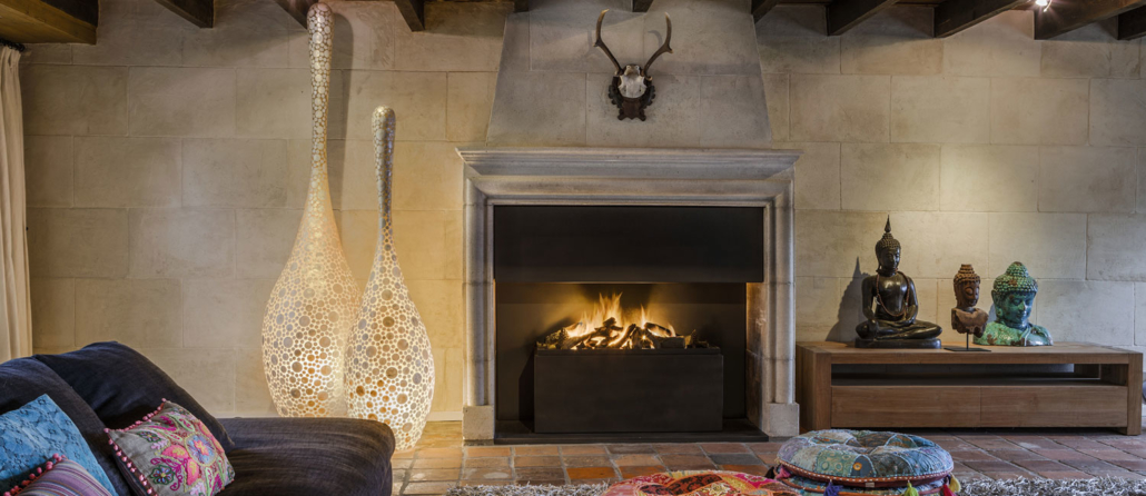 Daniëls Fireplaces | Craftsmanship and customization since 1980