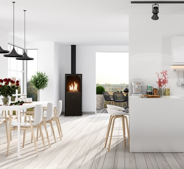 Modern apartment interior