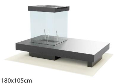 Cube 500 True Vision tafel 180x105