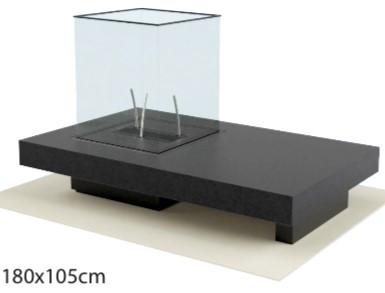 Cube 500 True Vision tafel 180x105 open
